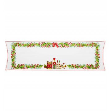 Christmas Magic - Bandeja Rectangular VistaAlegreAtlantis