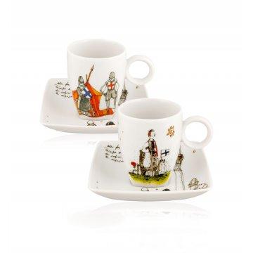 Serviço Chá 15 peças Vimaranes Vista Alegre