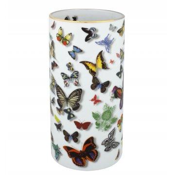 Butterfly Parade - Vaso Vista Alegre Atlantis